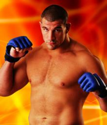 James Thompson the MMA collosus