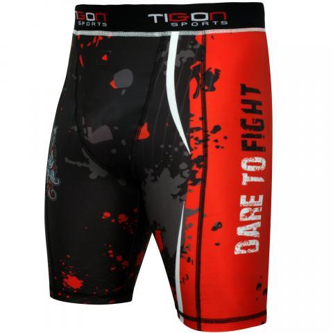 mma compression shorts