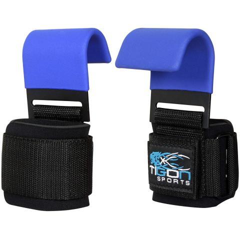 blue lifting bar