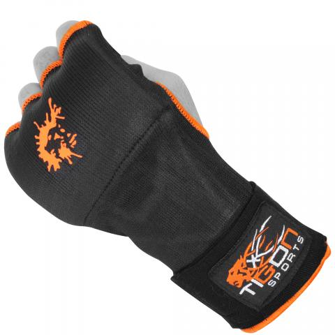 boxing inner gloves black