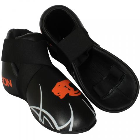 boxing shoes black
