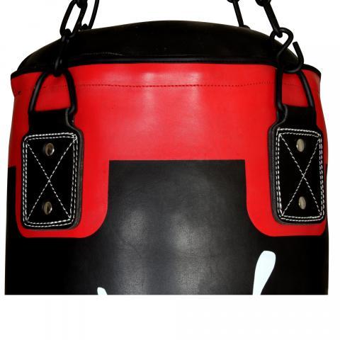 punch bag black