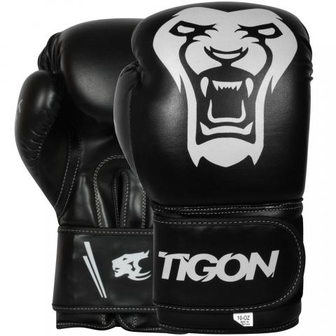 boxing gloves black