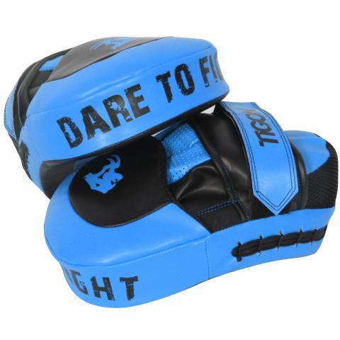 Tigon blue focus mitts