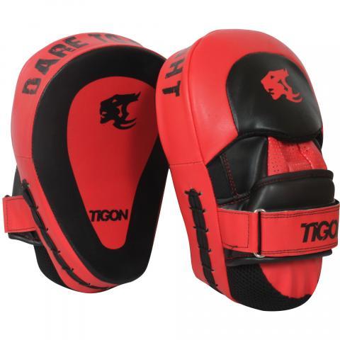 Tigon red focus pads