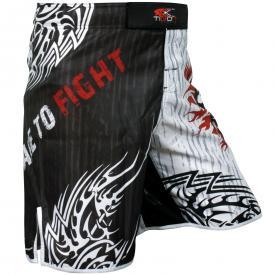SkullFire MMA Shorts
