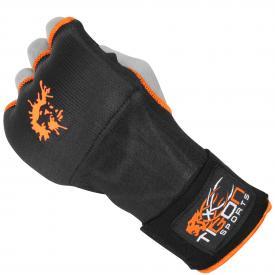 boxing inner gloves black