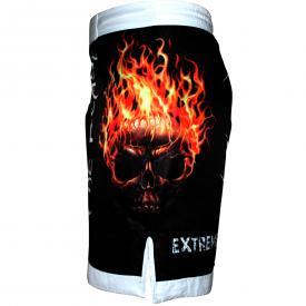 skull mma shorts