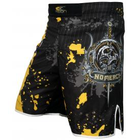 Dare To Fight shorts - Yellow