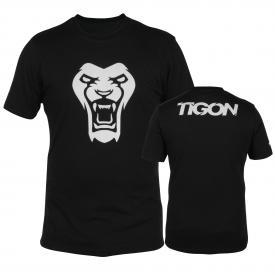 Tigon t-shirt black