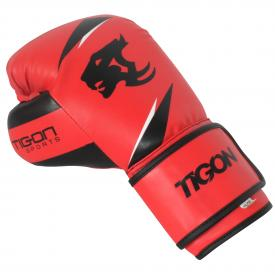 boxing bags red