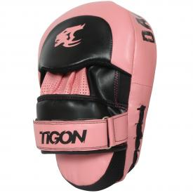 focus mitts pink